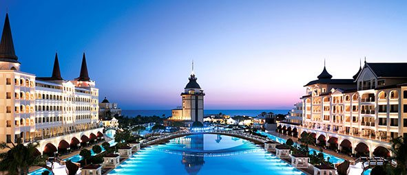 Cheap hotels ANTALYA