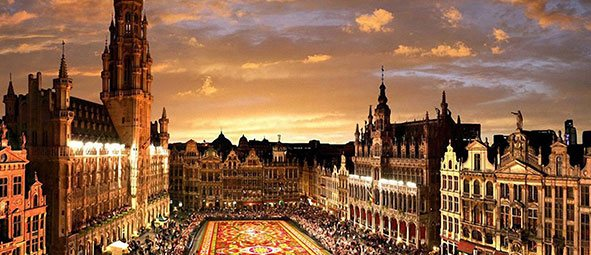 Cheap hotels BRUSSELS