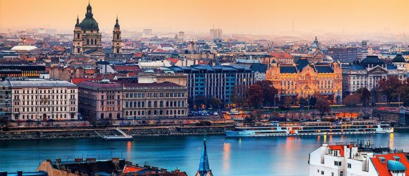 Cheap flight to BUDAPEST