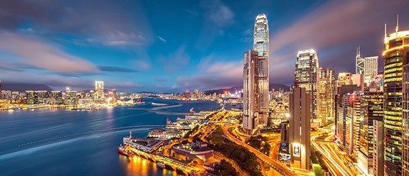 رزرو هتل هنگ کنگ