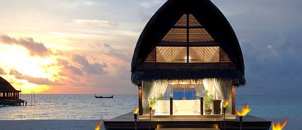Cheap flight to MALDIVES
