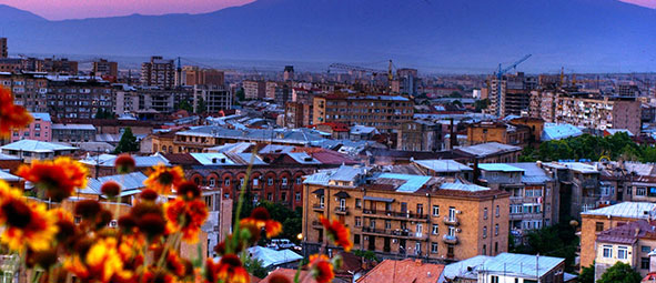 Cheap flight to YEREVAN